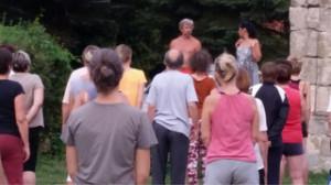 Masáže Kalokagatia Strakonice cvičení na klouby a páteř